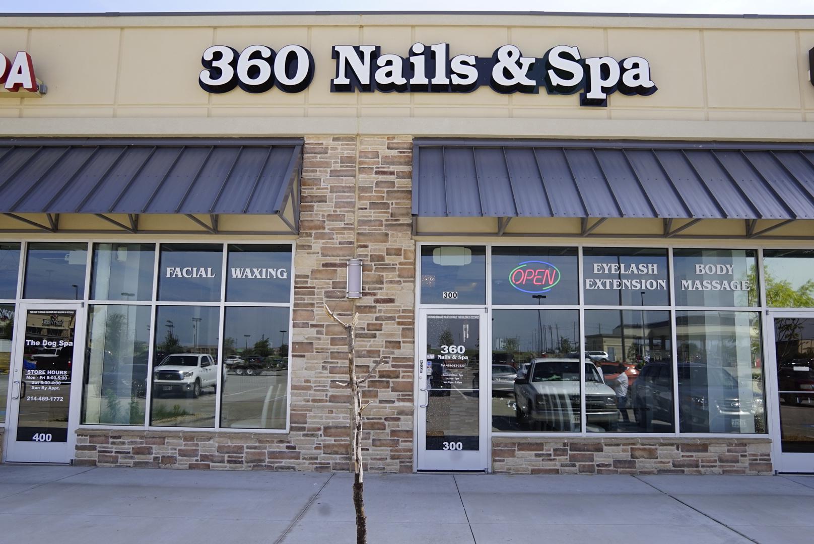 360 Nails Spa